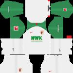 FC Augsburg Kits 2019/2020 Dream League Soccer