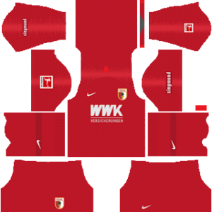 FC Augsburg Third Kit