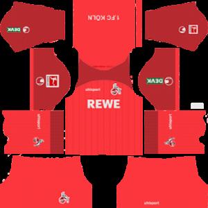 FC Köln Away Kit