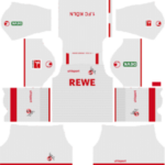 FC Köln Kits 2019/2020 Dream League Soccer