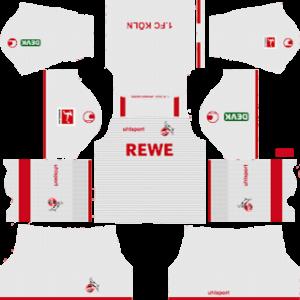 FC Köln Kits 2019/2020 Dream League Soccer