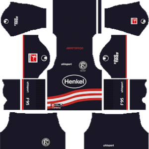 Fortuna Düsseldorf Away Kit