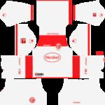 Fortuna Düsseldorf Kits 2019/2020 Dream League Soccer