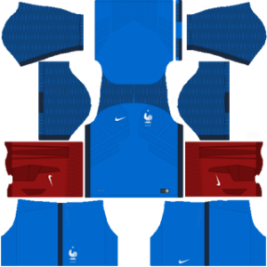 France Kits 2015/2016 Dream League Soccer