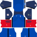 France Kits 2016/2017 Dream League Soccer