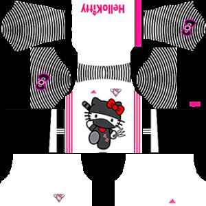 Hello Kitty Goalkeeper Away Kit