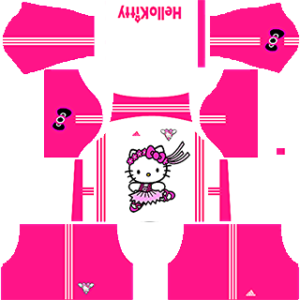 Hello Kitty Kits 2019 Dream League Soccer
