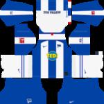 Hertha BSC Kits 2019/2020 Dream League Soccer