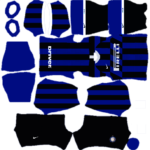 Inter Milan Kits 2020 Dream League Soccer
