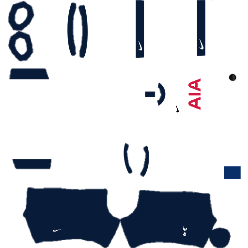 Tottenham Hotspur Kits 2020 Dream League Soccer Fts Dls Kits