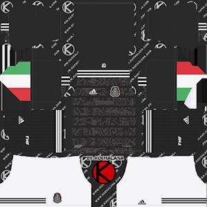 Mexico Home Kit (White Shorts)