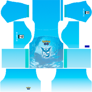 Pokemon Go Goalkeeper Home Kit