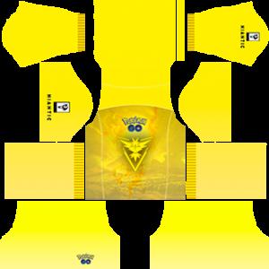 Pokemon Go Kits 2019 Dream League Soccer