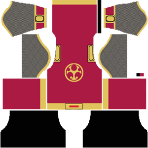 Power Rangers Goalkeeper Home Kit