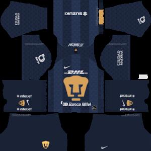 Pumas UNAM Away Kit