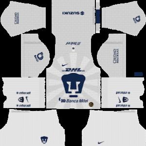 Pumas UNAM Kits 2019/2020 Dream League Soccer