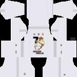 Ronaldo Real Madrid Kits 2019/2020 Dream League Soccer – Ronaldo DLS 2019 Kits