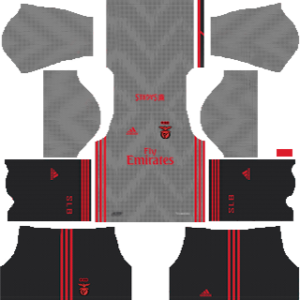 SL Benfica Away Kit