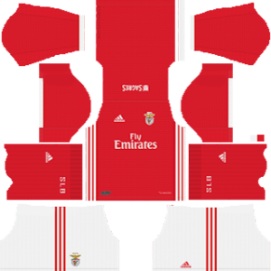 SL Benfica Kits 2019/2020 Dream League Soccer