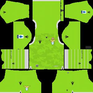 S.S. Lazio GoalKeeper Away Kit