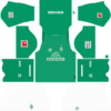 SV Werder Bremen Kits 2019/2020 Dream League Soccer