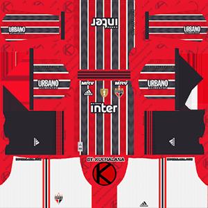Sao Paulo FC Away Kit