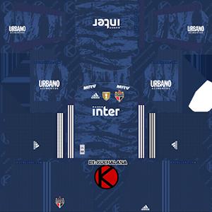 Sao Paulo FC Goalkeeper Home Kit