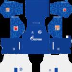 Schalke 04 Kits 2019/2020 Dream League Soccer