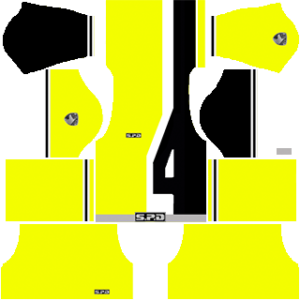Sieu Nhan Deka Goalkeeper Home Kit