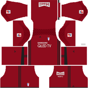 Suwon Bluewings Goalkeeper Home Kit