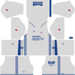 Suwon Bluewings Kits 2019/2020 Dream League Soccer