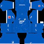 TSG Hoffenheim Kits 2019/2020 Dream League Soccer