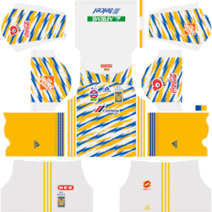 Tigres UANL Third Kit