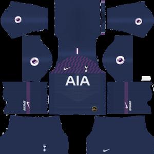 Tottenham Hotspur Away Kit