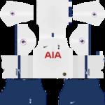 Tottenham Hotspur Kits 2019/2020 Dream League Soccer