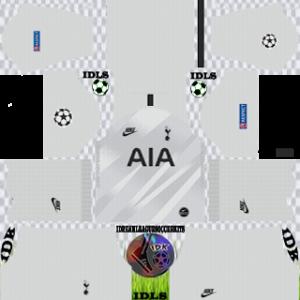 Tottenham Hotspur UCL Goalkeeper Home Kit