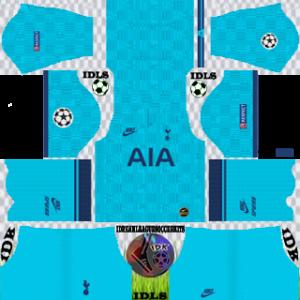 Tottenham Hotspur UCL Third Kit