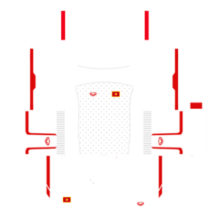 Vietnam Away Kit