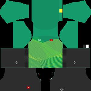 Vietnam Goalkeeper Away Kit