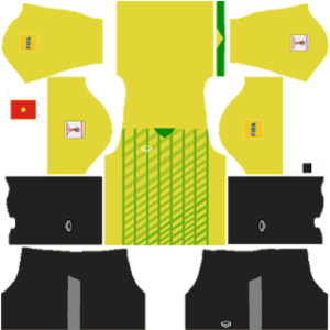 Vietnam Goalkeeper Home Kit