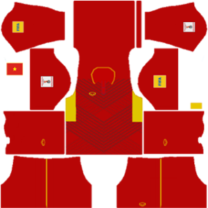 Vietnam Kits 2013/2014 Dream League Soccer
