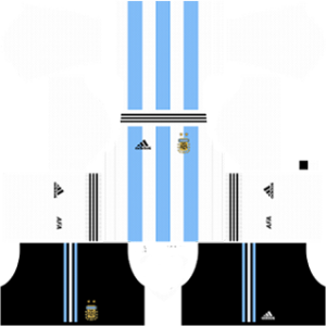 Argentina World Cup Kits 2018 Dream League Soccer