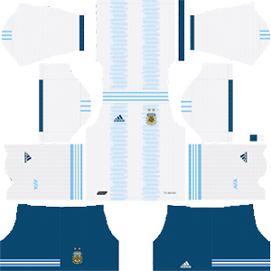 Argentina Kits 2019/2020 Dream League Soccer
