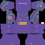 Borussia Monchengladbach Kits 2019/2020 Dream League Soccer