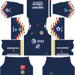 Club America Away Kit