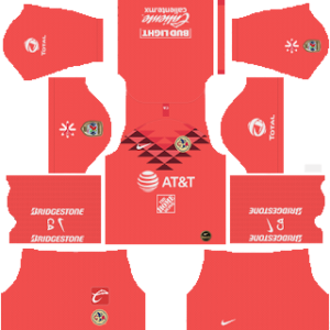 Club America Goalkeeper Away Kit