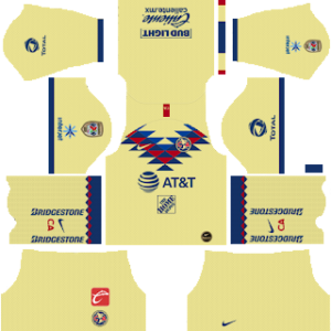 Club America Kits 2019/2020 Dream League Soccer