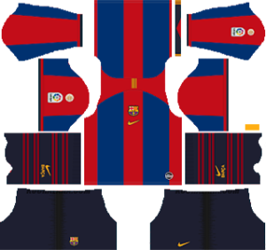 Barcelona vs Real Madrid El Clasico Kits 2019 – Dream League Soccer Kits