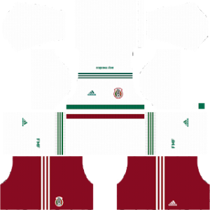 Mexico World Cup 2018 Away Kit