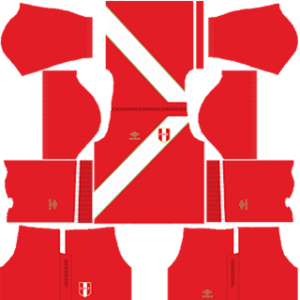 Peru World Cup 2018 Away Kit